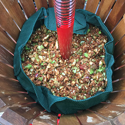 Hur gör man äppelmust - dags att musta äpplen 14
