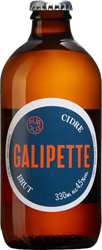 God fruktig cider - Galipette 1