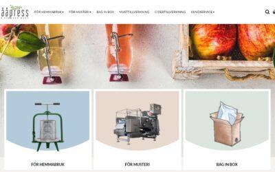 Civilingenjören som startade Rååpress och började sälja utrustning åt musterier